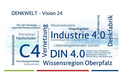 Projekt Denkwelt in der Oberpfalz
